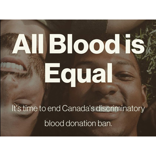 All Blood Is Equal