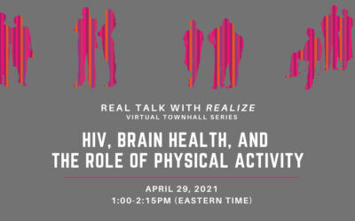 HIV, Brain Health, & the Role of Physical Activity – April 29th