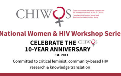 National Women and HIV Workshop Series – CHIWOS